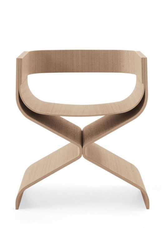 Sedia in legno di Emmemobili