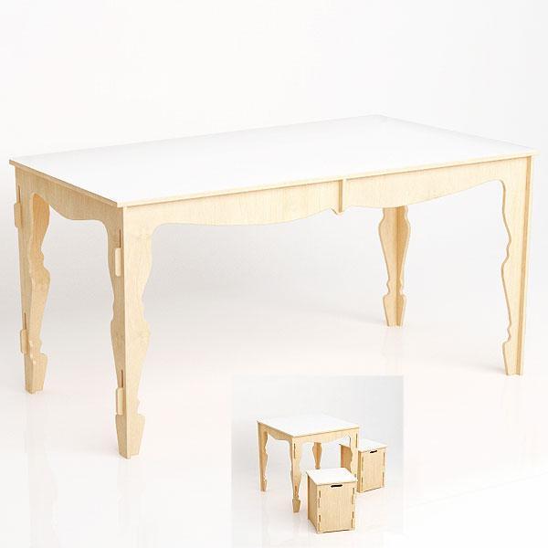 Tavolo in legno di Studio Arredi snc