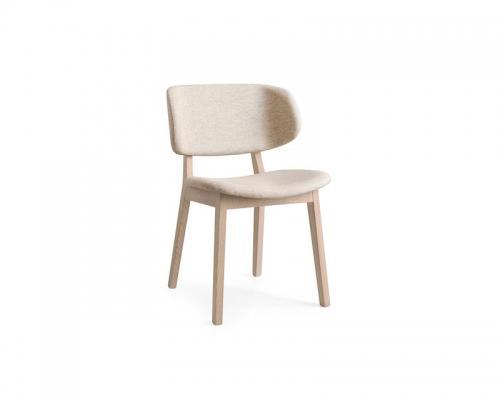 Sedia con struttura in legno Calligaris