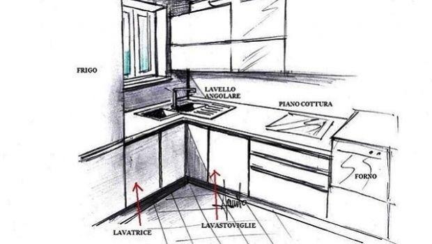 Lavelli Angolari Per Cucina.Come Progettare La Cucina Con Il Lavello Angolare