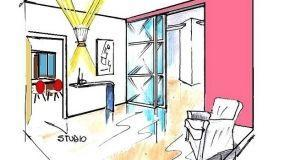 Stanza studio in casa: come ricavarla