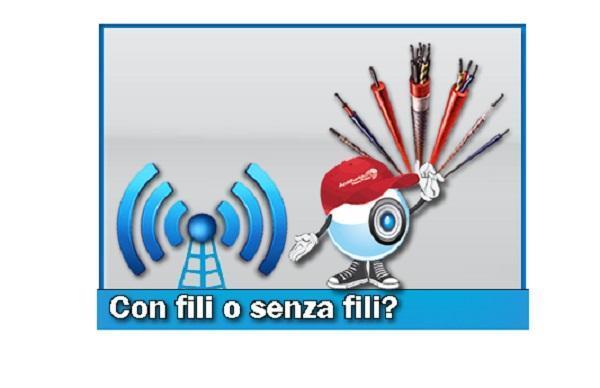 Sistema di allarme wireless di Sicurezzapoint