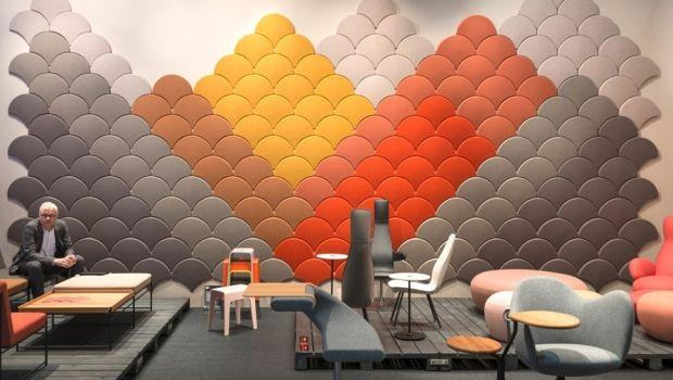 Insonorizzare casa con pannelli fonoassorbenti 3D di design