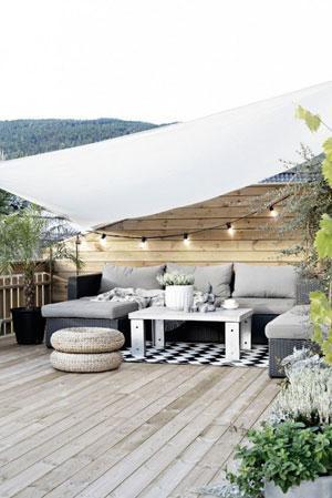 Esempio di arredo terrazzo by Bloglovin'