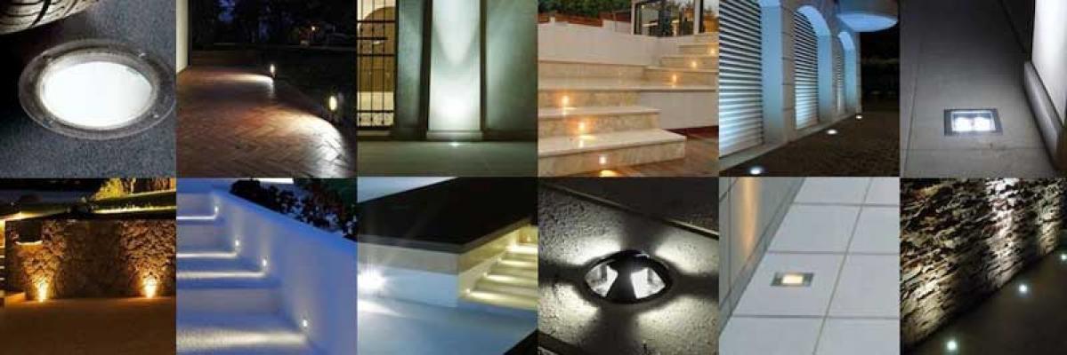 Sistemi di luce per terrazzo by LUXART