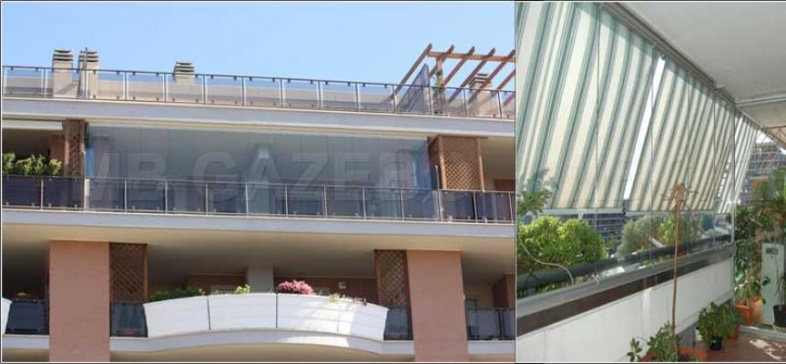 Coperture di terrazzi by MB-GAZEBO