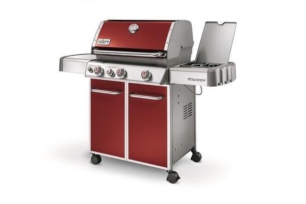 Barbecue a gas Weber della linea Genesis