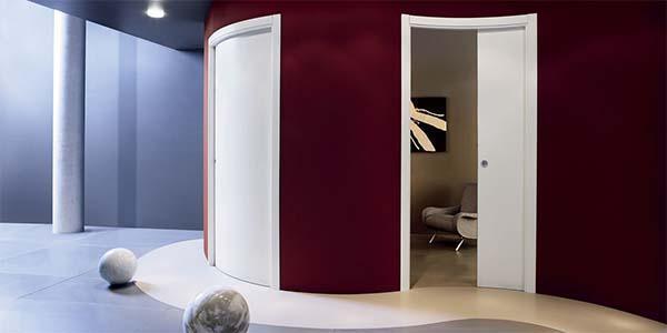 Falso telaio porta modello Circular by Eclisse