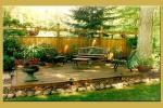 Pavimentazione realizzata con il legno dei pallet, immagine di gardeningdiylife.xyz