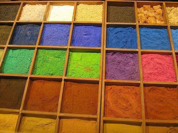 SPRINGCOLOR colori in polvere