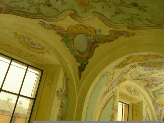 SPRINGCOLOR affreschi