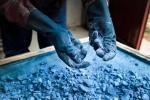 SPRINGCOLOR mani blu guado