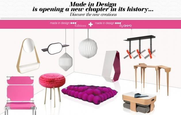 Shopping online Made in design