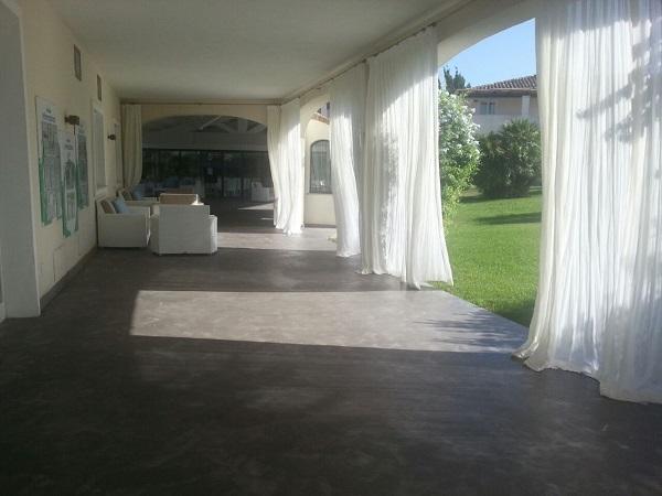 Microcemento pavimenti e rivestimenti - Prezzo intonaco esterno ...