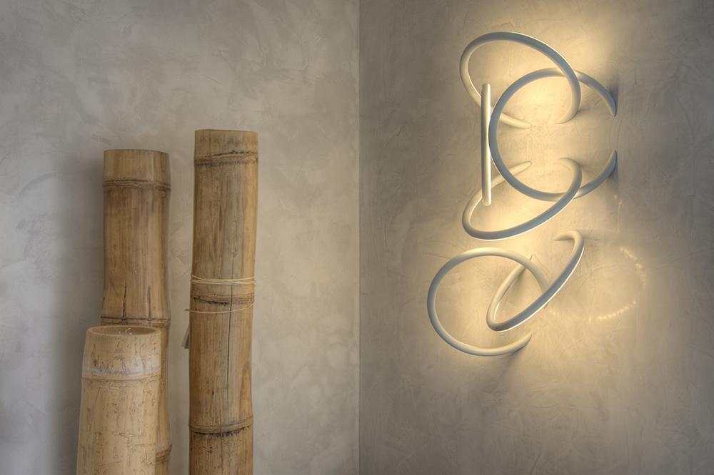 Rivestire una parete col microcemento, by Pancotti