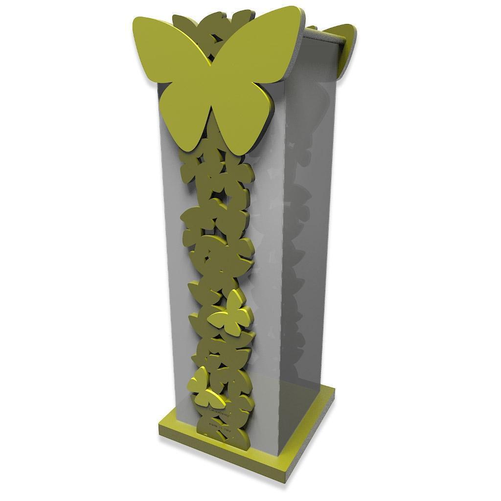 Portaombrelli Farfalla di Calleadesign
