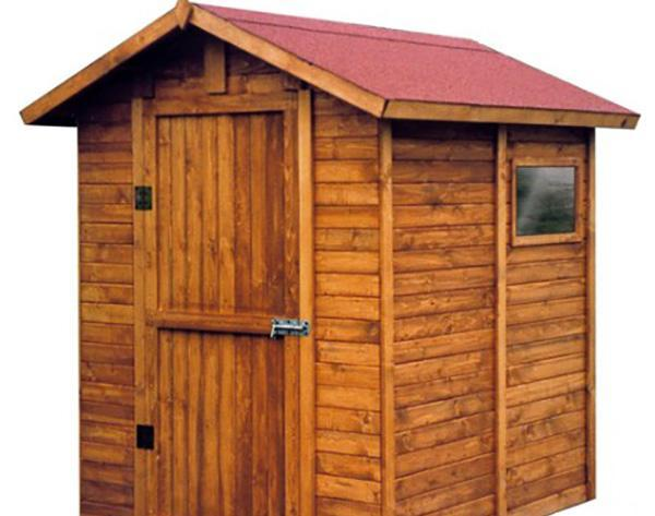 Box in legno verniciato