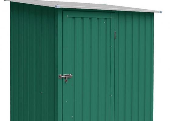Box dispensa per esterno verniciato