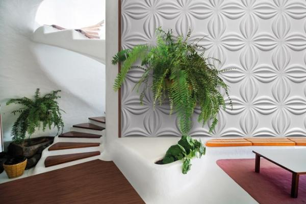 Pannelli decorativi da interni fai da te