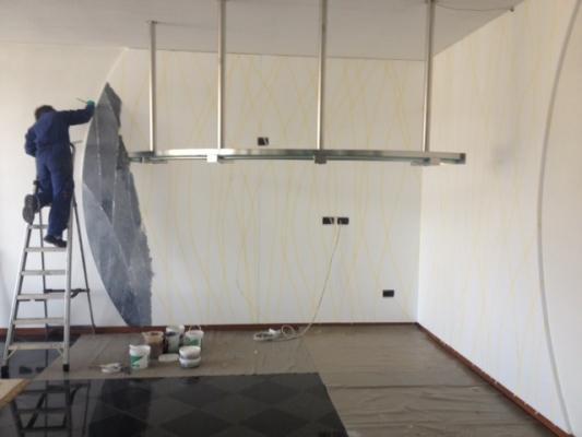 Edilbook ristrutturazioni soluzioni per pannelli for Rivestimento pareti interne polistirolo