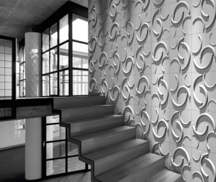 pannelli decorativi per capoletto : Foto: Soluzioni per pannelli decorativi da interni fai da te