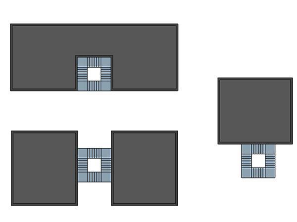 Le principali tipologie di scale esterne