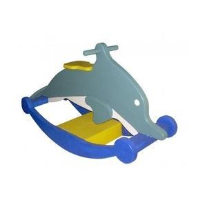 Delfino cavalcabile Fantastik Toys