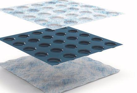 Membrana impermeabilizzante sotto pavimento