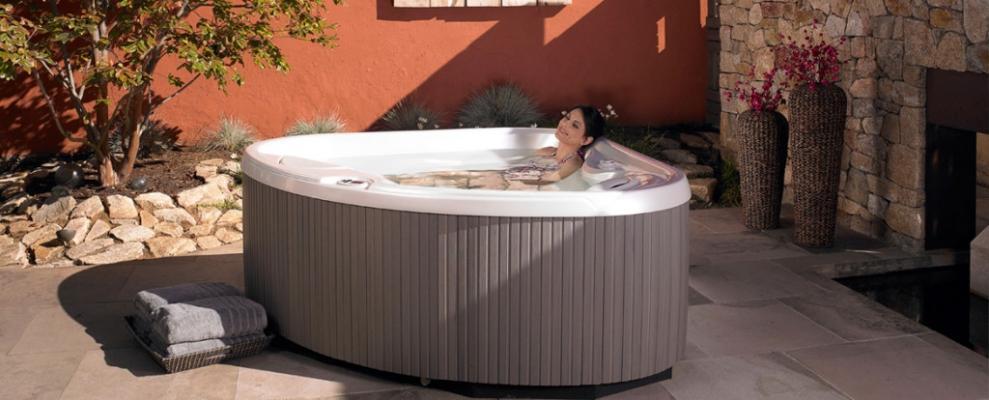 Vasche idromassaggio per esterni - Vasca idro da esterno ...