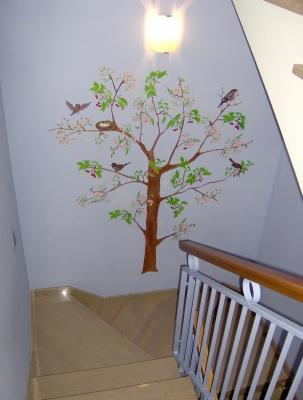 Decorazione murale Studio dt Arch &Art