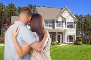 coppia e abitazione