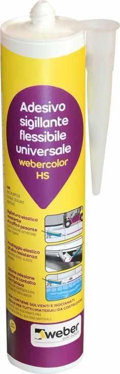 Silicone webercolor HS