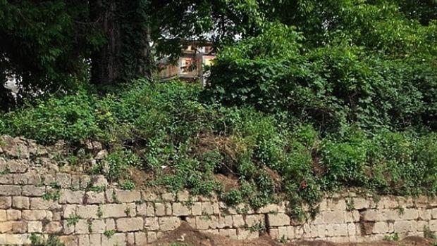 Il consolidamento dei muri controterra