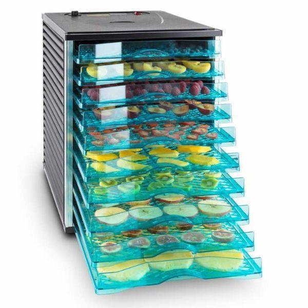 Essicatore per alimenti Fruit Jerky 10 800watt di Klarstein