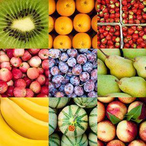 Frutta da conservare disidratata