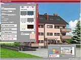 Il simulatore di facciate per visualizzare le soluzioni in lana roccia per facciate REDArt® e REDAir®