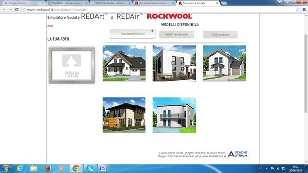 Ristrutturazione facciate: il simulatore di facciate ROCKWOOL