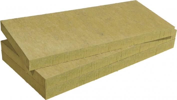 Pannelli in lana di roccia ROCKWOOL: proteggono dal fuoco, oltre a contribuire all'isolamento termoacustico