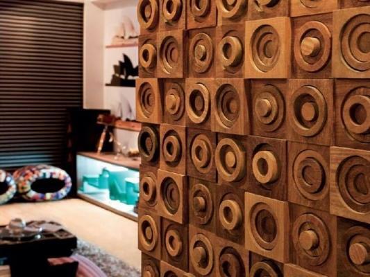 Mosaici in legno di Mosarte