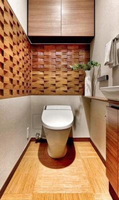 Mosaico in legno di Wonderwall Studios