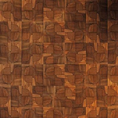 Mosaico in legno: Mosarte-Abaporu