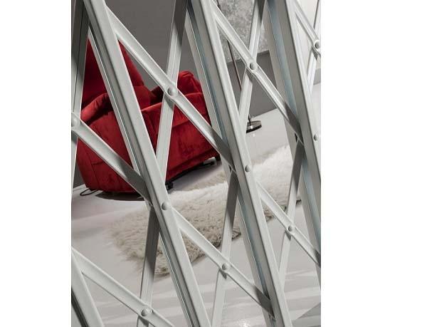 Cancelletto a soffietto per balcone