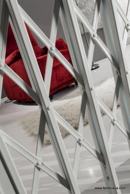 Cancelletti estensibili di sicurezza Exten apertura a soffietto