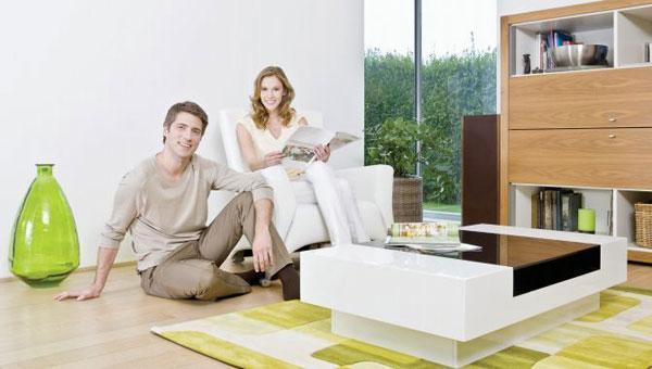 Risparmio energetico e rispetto ambientale con le pompe di calore REHAU