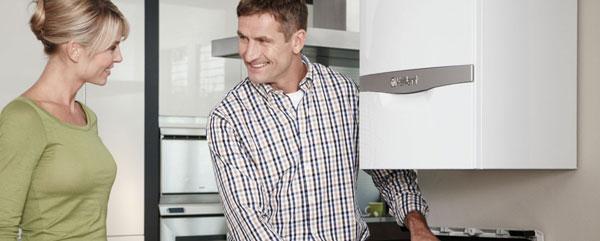 Sostituire le tradizionali caldaie con le nuove dotate di pompa di calore VAILLANT