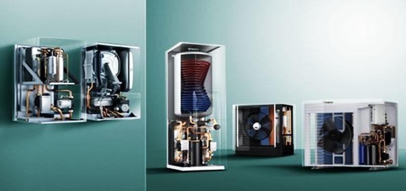 Pompe di calore e tecnologie VAILLANT