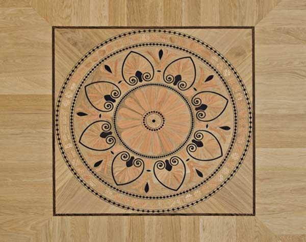 Rosone per pavimento in legno by GARBELOTTO