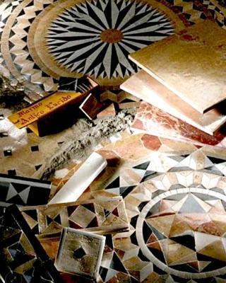 Rosoni per pavimento by CAMPANA MARMI