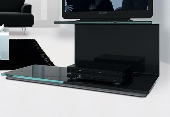 Porta-TV  in vetro by SOVETITALIA modello TOBY