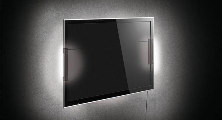 Tv retroilluminata con sistema di luce MELICONI